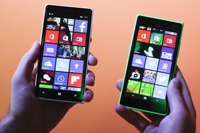 Microsoft telefoni