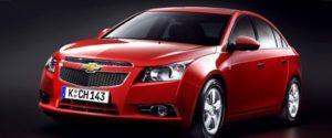 Avtomobil Chevrolet Cruz
