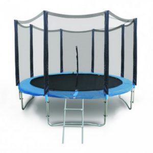 trampolini z mrežo