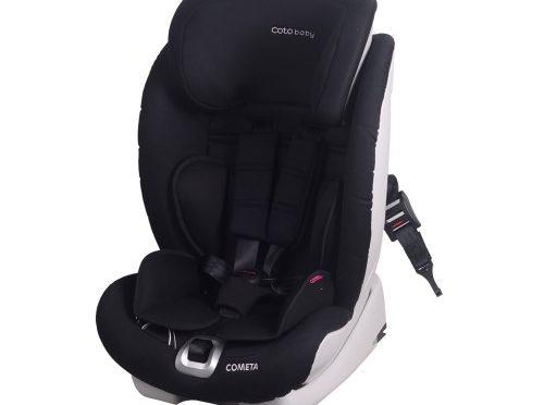 Otroski avtosedez CoTo baby Cometa black-500x525