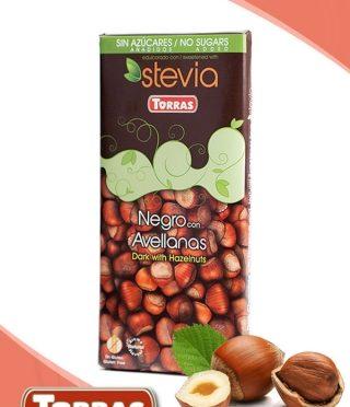 Temna čokolada brez sladkorja