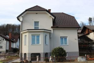 fasade za hišo